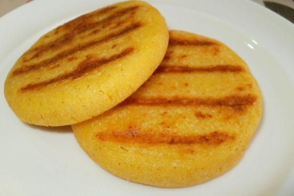 Arepa Maiz Pilao