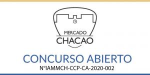 CONCURSO ABIERTO N°IAMMCH-CCP-CA-2020-002